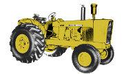 John Deere 600 industrial tractor photo