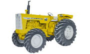 White 4-105 Mighty-Tow industrial tractor photo