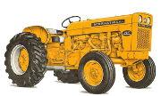 International Harvester 460 industrial tractor photo