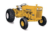International Harvester 2404 Lo-Boy industrial tractor photo