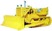 International Harvester TD-25B industrial tractor photo