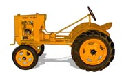 John Deere LI industrial tractor photo