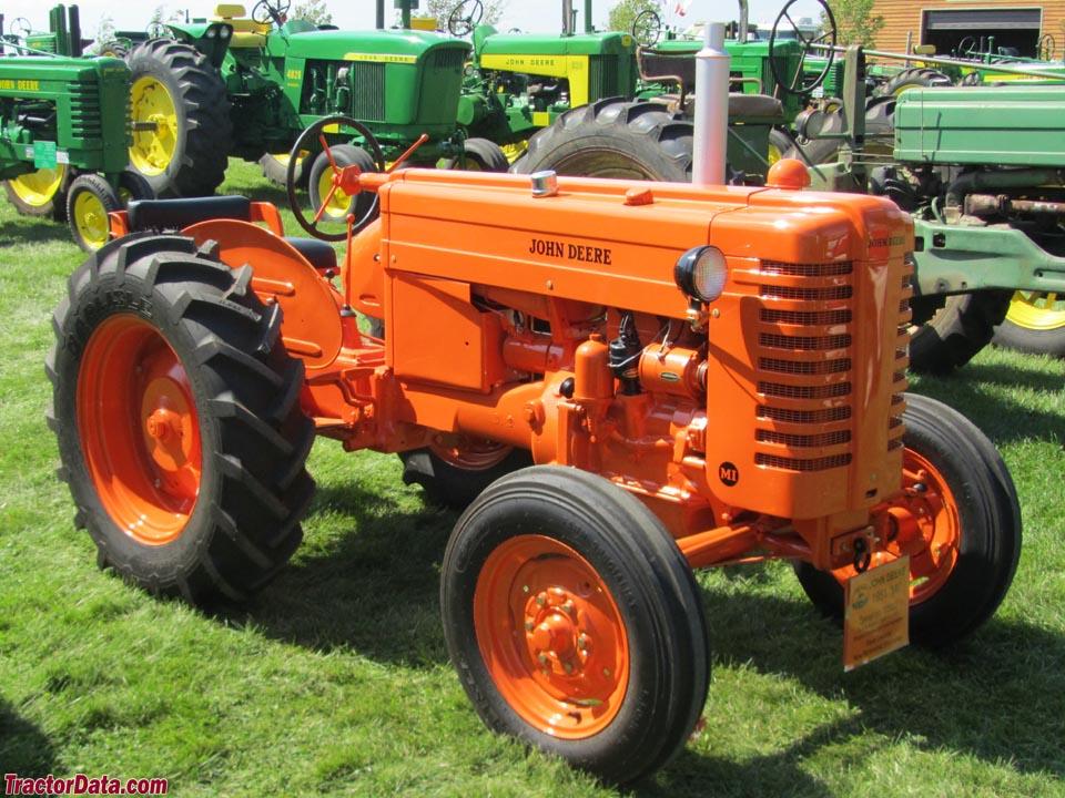 TractorData.com John Deere MI industrial tractor photos ...