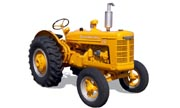 International Harvester I-4 industrial tractor photo