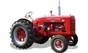 International Harvester I-6 industrial tractor photo