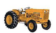 International Harvester 2606 industrial tractor photo