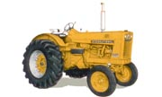 International Harvester 2706 industrial tractor photo