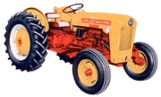 Ford 20302 industrial tractor photo