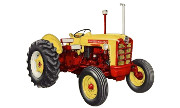 Ford 20303 industrial tractor photo