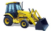 New Holland U80 industrial tractor photo