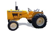 Allis Chalmers I40 industrial tractor photo