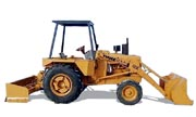 J.I. Case 480C industrial tractor photo