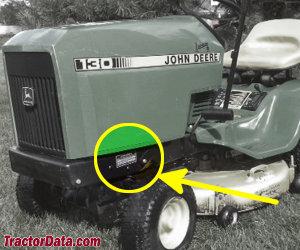 Tractordata Com John Deere 130 Tractor Information