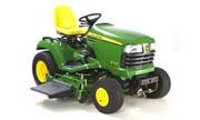 John Deere X740 lawn tractor photo
