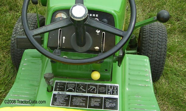John Deere 140 15 transmission photo