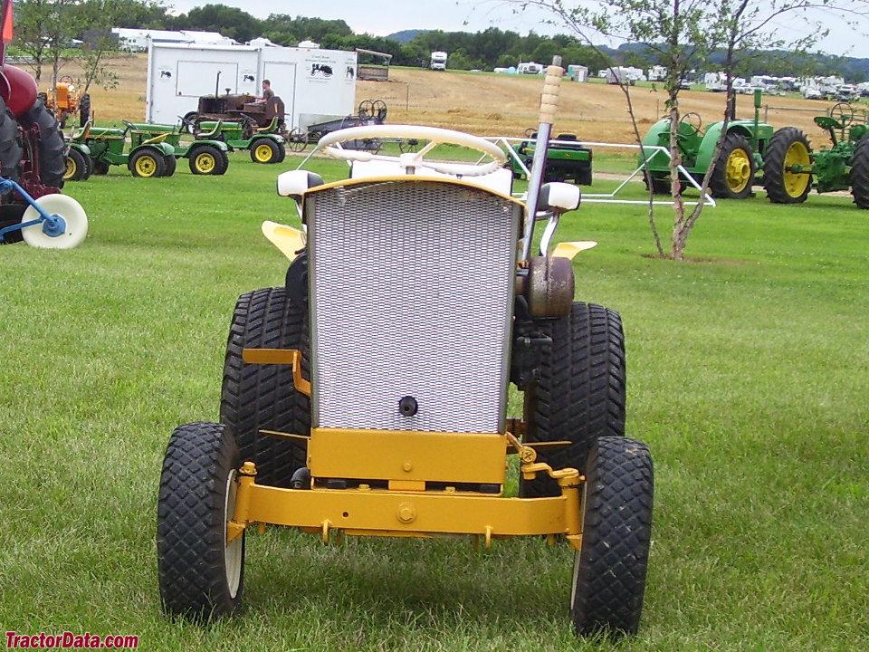 TractorData.com Allis Chalmers B-10 tractor photos information
