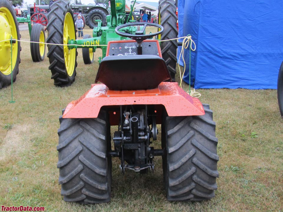 Allis Chalmers 410 Garden Tractor Parts Garden Ftempo