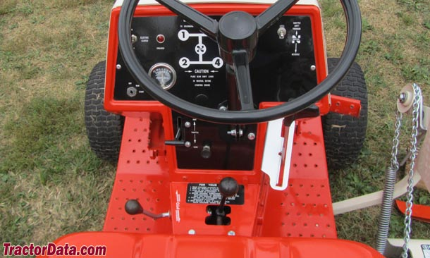 Allis Chalmers 416  transmission photo