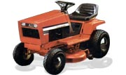 Allis Chalmers 808GT lawn tractor photo