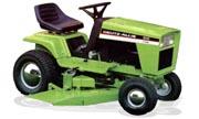 Deutz-Allis 616 lawn tractor photo
