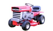 Massey Ferguson 7 lawn tractor photo