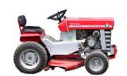 Massey Ferguson 12 lawn tractor photo