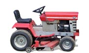 Massey Ferguson 14 lawn tractor photo