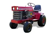 Massey Ferguson 16 lawn tractor photo
