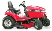 Massey Ferguson garden 2927LC lawn tractor photo