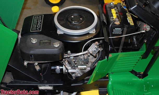 Tractordata Com John Deere 185 Tractor Engine Information