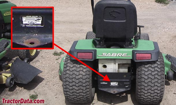 John Deere Sabre >> Tractordata Com Sabre 2254hv Tractor Information