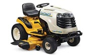 Cub Cadet SLT1554 lawn tractor photo