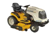 Cub Cadet SLT1550 lawn tractor photo