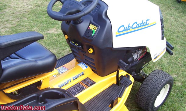 Cub Cadet 2544 Garden Tractor : Tractordata cub cadet gt tractor transmission