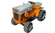 Cub Cadet 123 lawn tractor photo