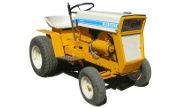 Cub Cadet 125 lawn tractor photo