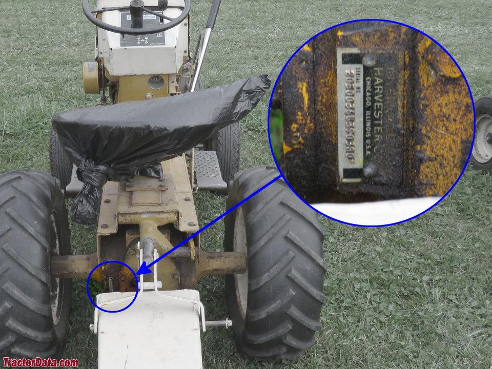 TractorData com Cub Cadet 73 tractor information