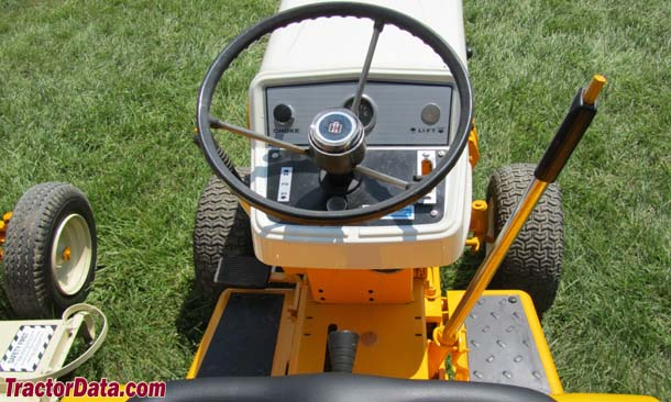 Cub Cadet 106  transmission photo