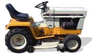 Cub Cadet 129 lawn tractor photo