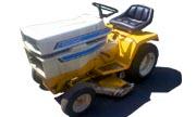 Cub Cadet 800 lawn tractor photo