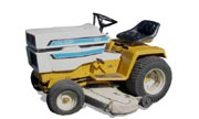 Cub Cadet 1250 lawn tractor photo