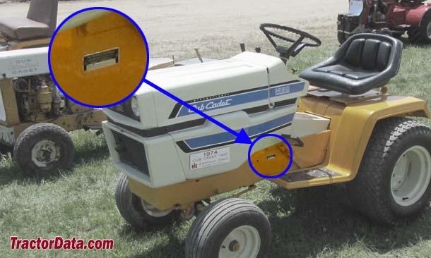 tractordata com cub cadet 1450 tractor information Cub Cadet 1450 Attachments