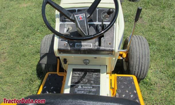 TractorData com Cub Cadet 1450 tractor transmission information