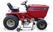 Cub Cadet 982 lawn tractor photo