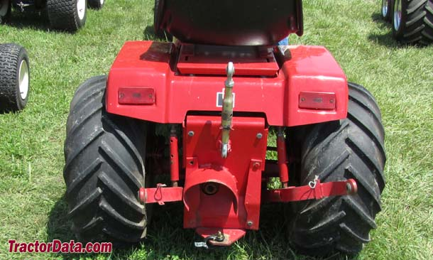 IH Cub Cadet 982 rear end with three-point hitch and PTO