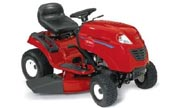 Toro LX425 lawn tractor photo