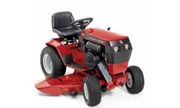 Toro Wheel Horse GT/315-8 lawn tractor photo
