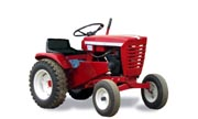 Wheel Horse 500 Special lawn tractor photo