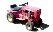 Wheel Horse Charger V8 lawn tractor photo