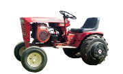 Wheel Horse Charger 10 lawn tractor photo